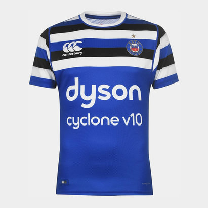 Canterbury Maillot de Rugby Test Domicile Bath Rugby 2019/2020