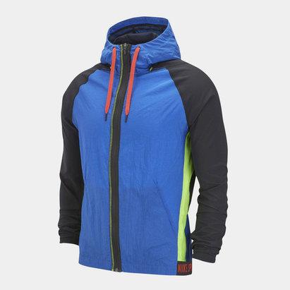 Nike NSP Flex, Veste bleue pour homme
