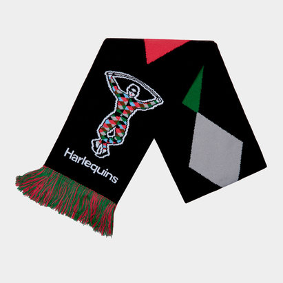 Écharpe de Rugby pour supporter, Harlequins