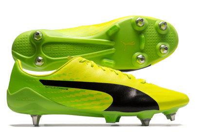 Puma evoSPEED 17 SL-S MX SG - Crampons de Foot