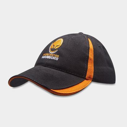 VX-3 Casquette noire et orange de Baseball Worcester Warriors 2019/2020