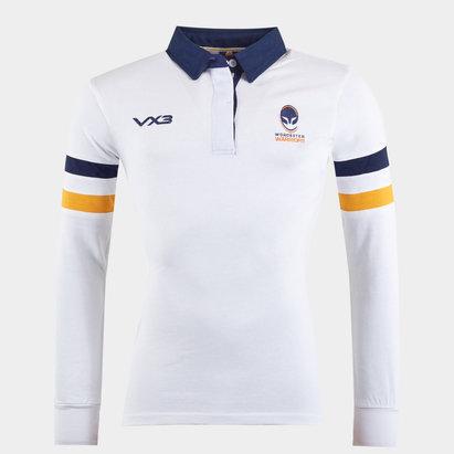 Chemise de Rugby pour femmes, Worcester Warriors