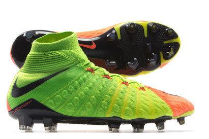 Nike Hypervenom Phantom III FG Dynamic Fit - Crampons de Foot