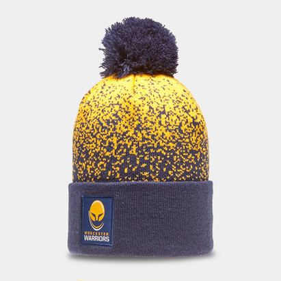VX3 Bonnet à Pompon Worcester Warriors 2019/2020