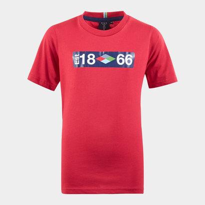 T-shirt de Rugby pour enfants, Harlequins
