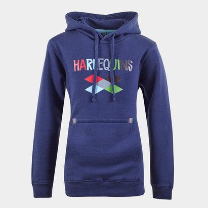 Sweat à capuche pour enfants, Harlequins