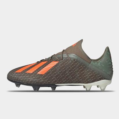 adidas X 19.2, Crampons de Football pour hommes