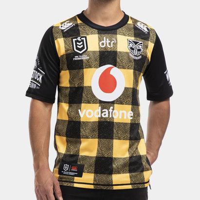 Canterbury Maillot Wellington, Warriors de Nouvelle Zélande NRL 2020