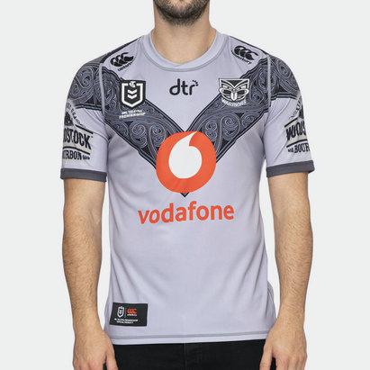 Canterbury Maillot Te Mangopare, Warriors de Nouvelle Zélande NRL 2020