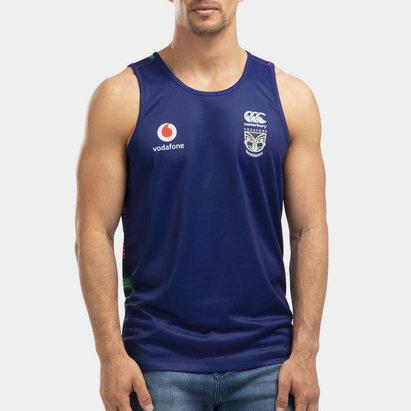 Canterbury Débardeur d'entraînement Warriors de Nouvelle Zélande NRL 2020
