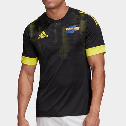 adidas T-shirt d'entraînement de Rugby, Hurricanes 2020