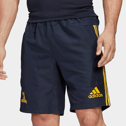 adidas Short de Rugby, Highlanders Domicile 2020
