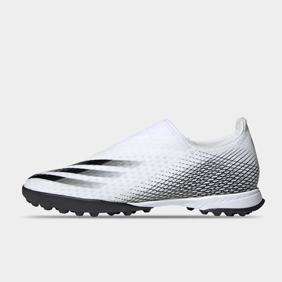 adidas X Ghosted .3 Laceless Astro Turf Trainers