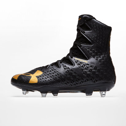 Under Armour Highlight Hybrid SG - Crampons de Rugby