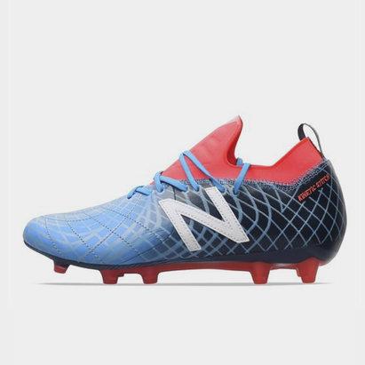 New Balance Tekela V1 Pro FG, Crampons de Football en cuir