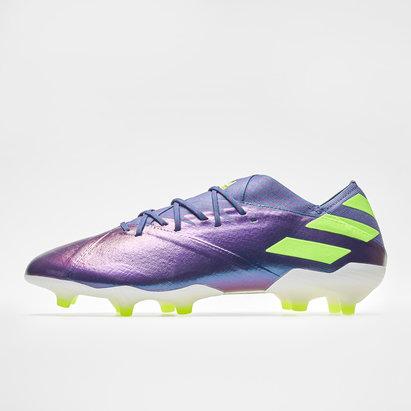 adidas Nemeziz Messi 19.1 FG, Crampons de Football