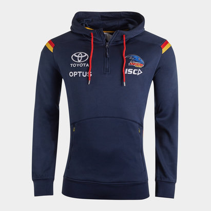ISC Sweat à capuche, Adelaide Crows AFL 2020