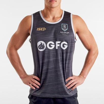 ISC Débardeur d'entraînement Joueurs, Port Adelaide Power AFL 2020