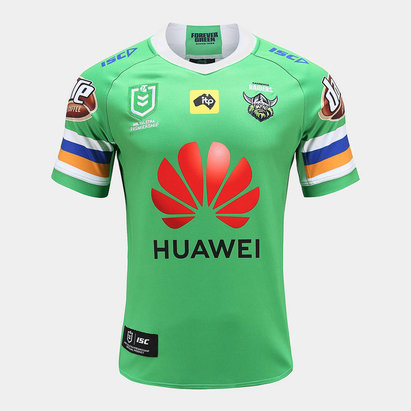 ISC Maillot de Rugby, Canberra Raiders domicile NRL 2020