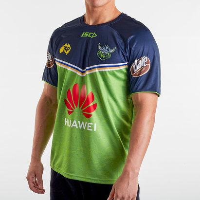 ISC T-shirt d'entraînement Joueurs, Canberra Raiders NRL 2020