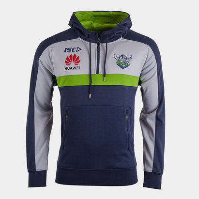 ISC Sweat à capuche de Rugby, Canberra Raiders NRL 2020