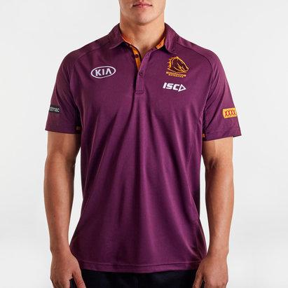 ISC Polo de rugby joueurs, Brisbane Broncos NRL 2020