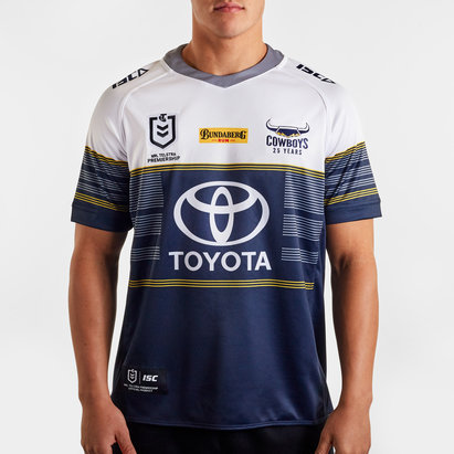 ISC North Queensland Cowboys extérieur NRL 2020, Maillot de Rugby