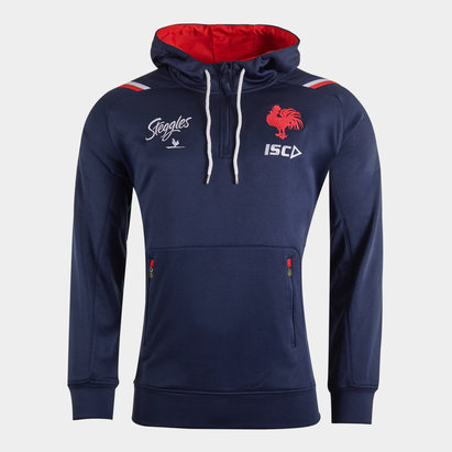 ISC Sweat de Rugby à capuche, Sydney Roosters NRL 2020