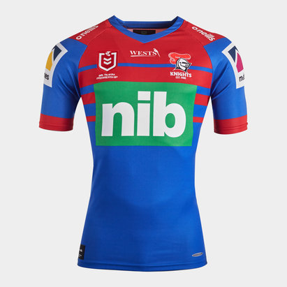 O'Neills Maillot de Rugby domicile , Newcastle Knights NRL 2020