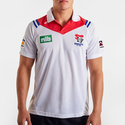 O'Neills Polo de Rugby Newcastle Knight NRL 2020