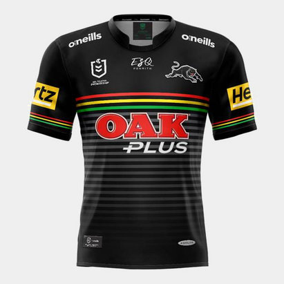 O'Neills Maillot de Rugby pour enfants, Penrith Panthers domcile NRL 2020