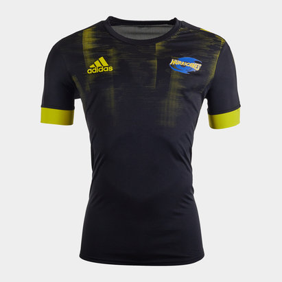adidas T-shirt de Rugby Hurricanes 2020 Super Rugby