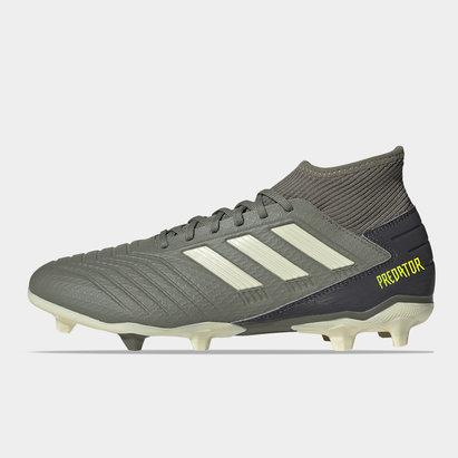 adidas Predator 19.3 FG, Crampons de Football enfants