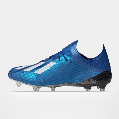 adidas X 19.1 FG, Crampons de Football pour enfant