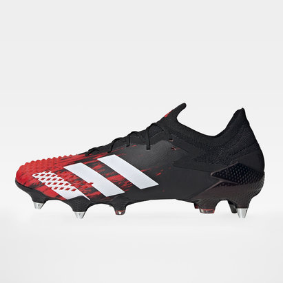 adidas Predator 20.1 SG, Crampons de Football Coupe Courtes