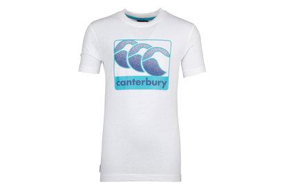 Canterbury Tshirt de Rugby Graphique CCC Adolescents