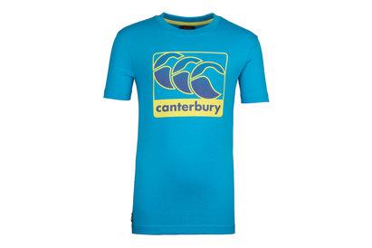 Canterbury Tshirt de Rugby Graphique CCC Enfants