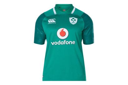 Canterbury Irlande IRFU 2017/18 - Maillot de Rugby Pro Domicile