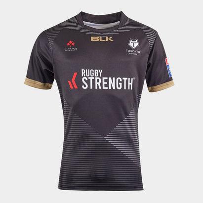 BLK Maillot de Rugby, Toronto Wolfpack Extérieur 2020