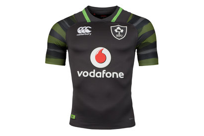 Canterbury Irlande IRFU 2017/18 - Maillot de Rugby Test Alterné Joueurs