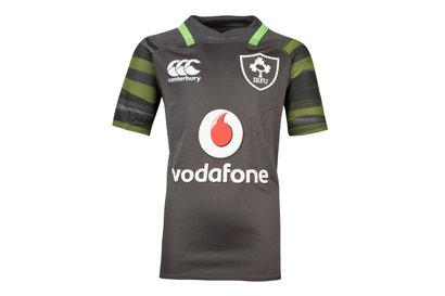 Canterbury Irlande IRFU 2017/18 Enfants - Maillot de Rugby Pro Réplique Alterné