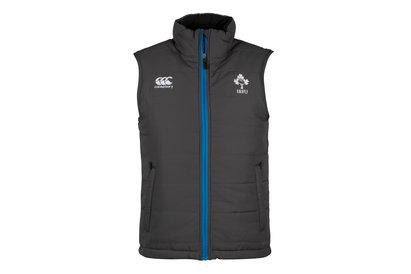 Canterbury Irlande IRFU 2017/18 - Gilet de Rugby Matelassé Joueurs