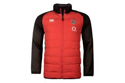 Canterbury Angleterre 2017/18 - Veste de Rugby Hybride Joueurs