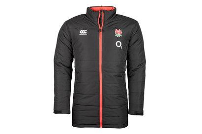 Canterbury Angleterre 2017/18 - Veste de Rugby Matelassée Joueurs