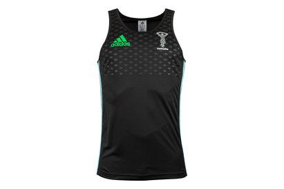 adidas Harlequins 2017/18 - Débardeur d'entraînement de Rugby Joueurs
