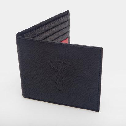 Harlequins Leather Wallet