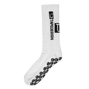 TapeDesign Allround, Chaussettes blanches antidérapantes de Sports