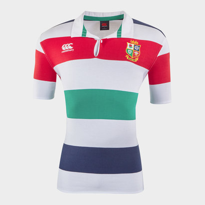 Canterbury British and Irish Lions Cotton Shirt Mens