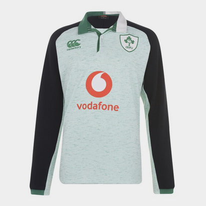 Canterbury Alternative Long Sleeve Classic Shirt 2019 2020