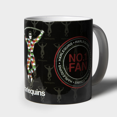 Harlequins No.1 Fan Mug